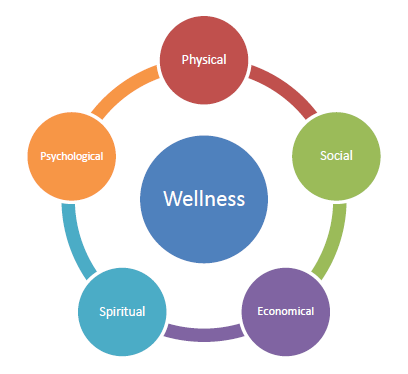 5 facets of wellness